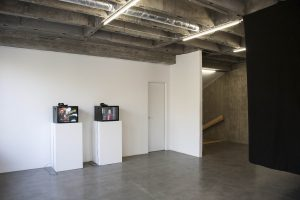<I>untitled (2)</i>, 2014 </br> installation view, PRAXES Center for Contemporary Art, Berlin