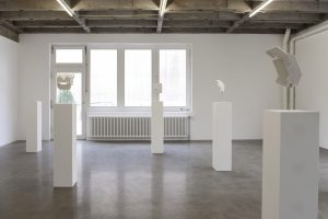 <I>untitled (3)</i>, 2014 </br> installation view, PRAXES Center for Contemporary Art, Berlin