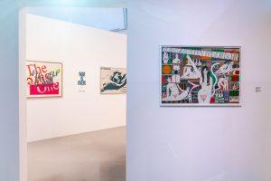 <I>She-Bam Pow POP Wizz ! </i>, 2020 </br> installation view, MAMAC, Nice