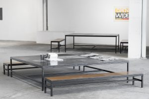 <I>We have no art, we do everything as well as we can</i>, 2018 </br> installation view, Passerelle Centre d'art contemporain, Brest