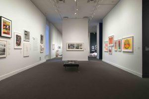 <I>Artists Respond: American Art and the Vietnam War, 1965-1975</i>, 2019 </br> installation view, Smithsonian American Art Museum, Washington D.C.