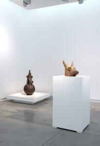 <I>Simone Fattal</i>, 2016 </br> installation view, SAF Art Space